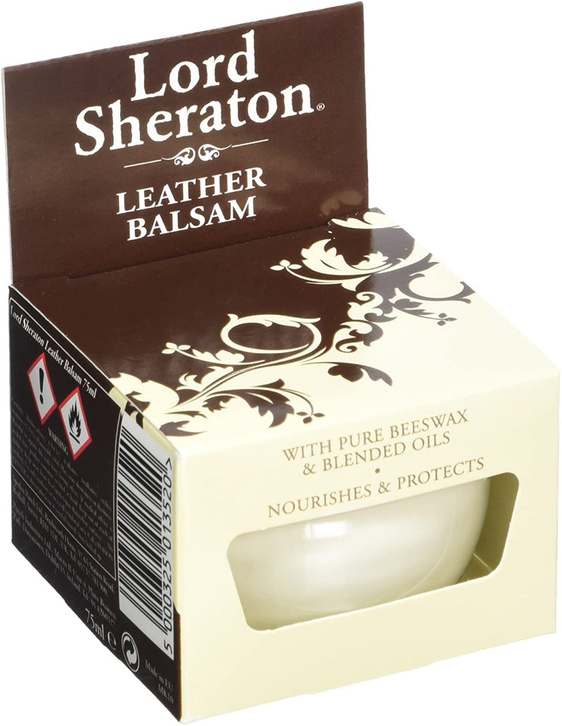 Lord Sheraton Leather Balsam, 75 ml | ISHOM