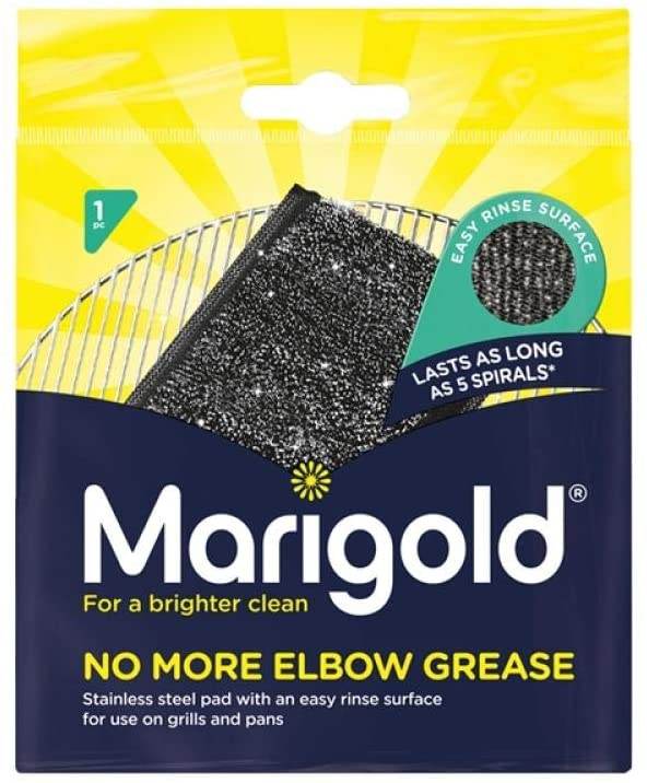Marigold No More Elbow Grease Stainless Steel Pad | ISHOM