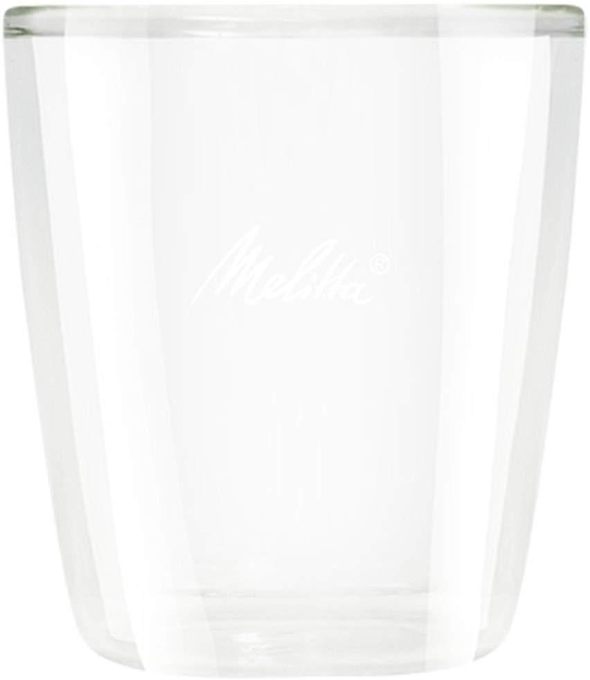 Melitta 2 Espresso Double-Walled Glasses 80 ml | ISHOM