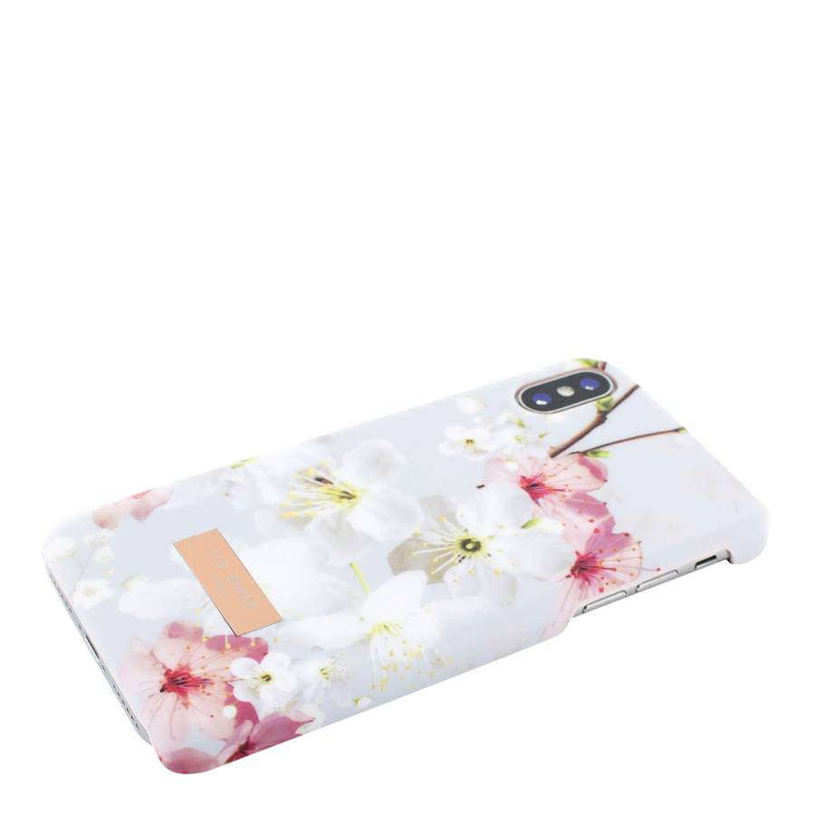 TED BAKER iphone x case UK Oriental Blossom - iShom