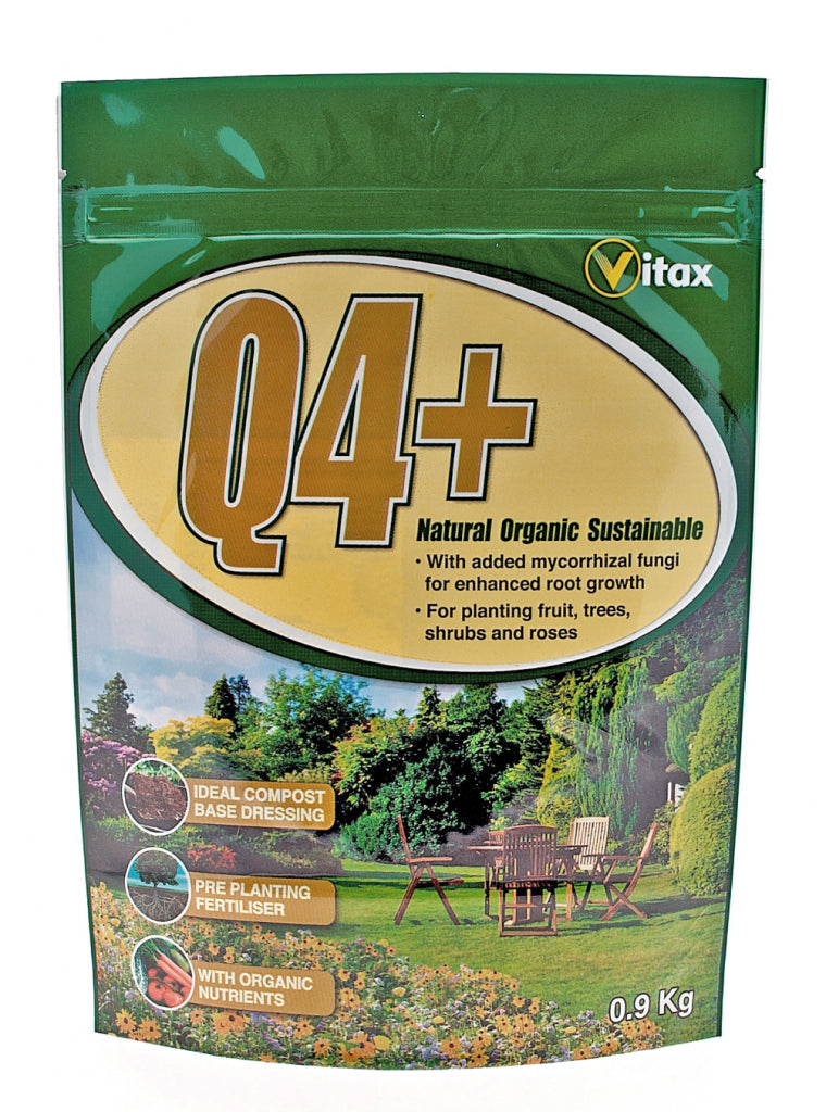 Vitax-Q4+ Fertiliser