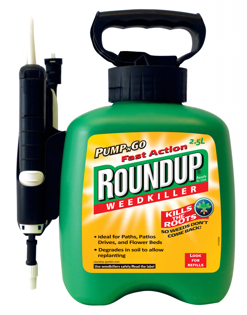 Roundup-Weedkiller Gel