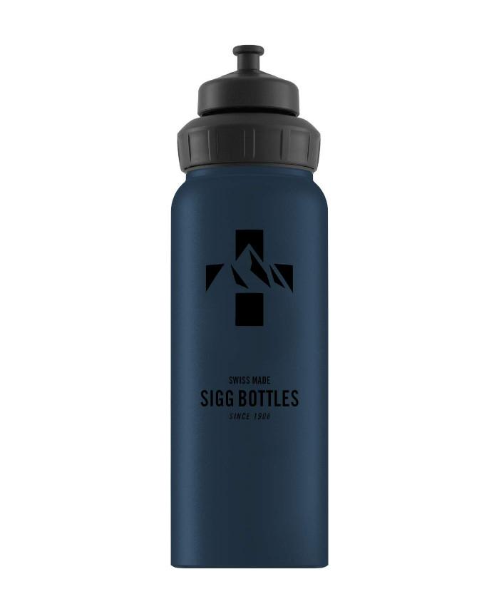 Sigg WMB Sports Water Bottle, Blue 1L | ISHOM
