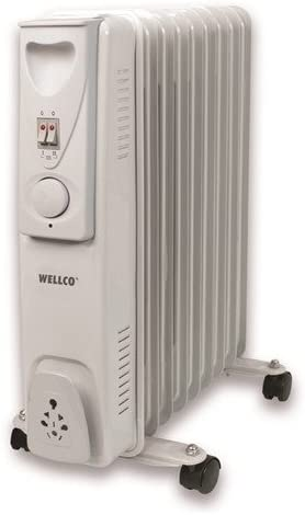 Wellco / Benross H303 9 Fin Oil Filled Radiator | ISHOM