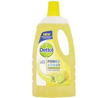 Dettol anti-bacterial multisurface clean and fresh 1L | ISHom