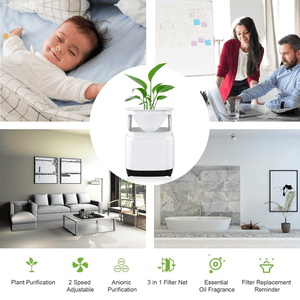Air Purifier model NBO-J002 - Modern Home Improvements - Partizano Store