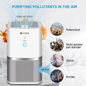 Air purifier model  NBO-J003 - Modern Home Improvements - Partizano Store