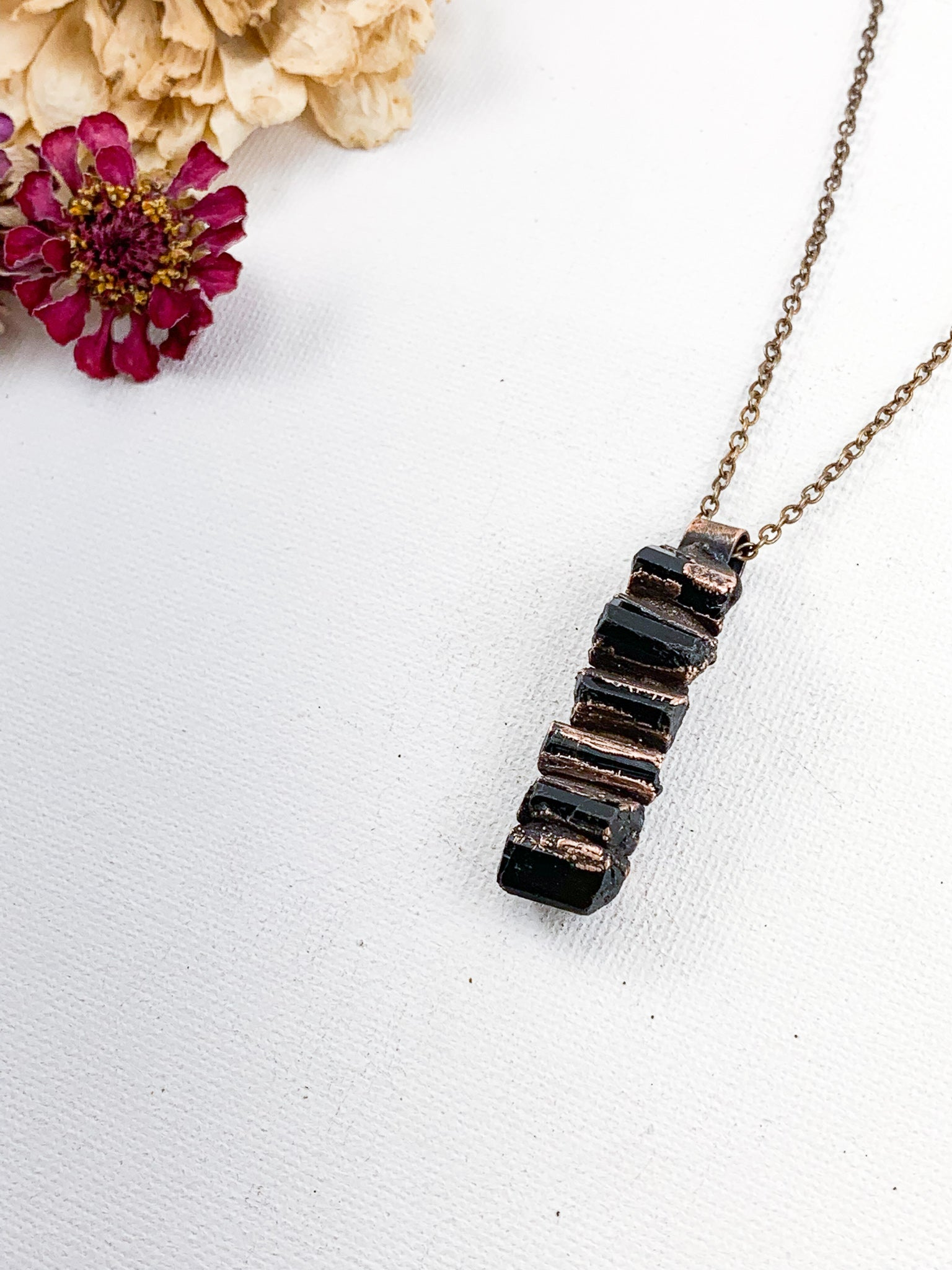 Black Tourmaline - Allie & Tess