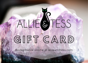 Digital Gift Card - Allie & Tess