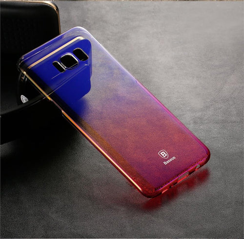 Luxury Hard Plastic Case For Samsung S8/S9 (Plus)