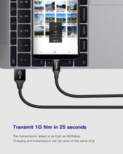 Load image into Gallery viewer, Micro USB Fast Charging Cable