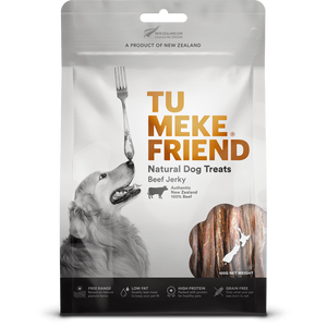 Tu Meke Friend - Air Dried Dog Treats - Beef Jerky