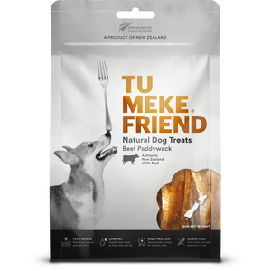 Tu Meke Friend - Air Dried Dog Treats - Beef Paddywack