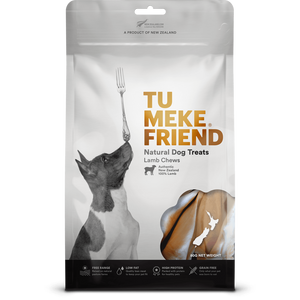 Tu Meke Friend - Air Dried Dog Treats - Lamb Chews