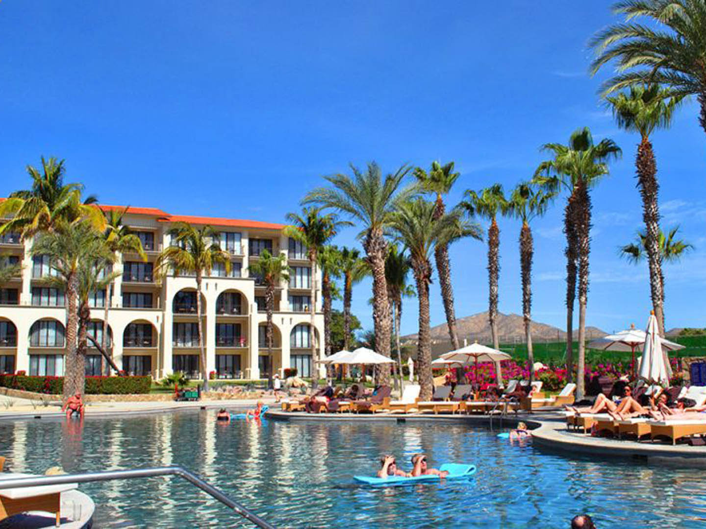 Resort Ultra Lujoso en Cabo