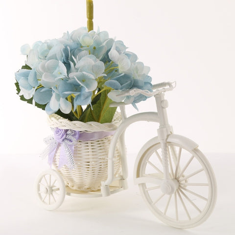 Wedding Party Flower Basket DIY Tricycle Bike Shaped Container