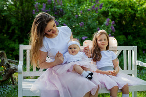 Unique tutus for girls and mums