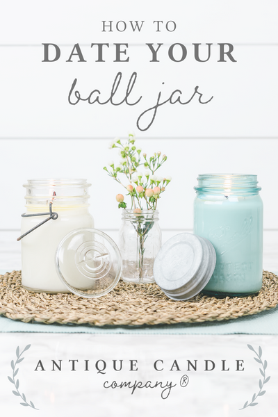 how to date your ball jar
