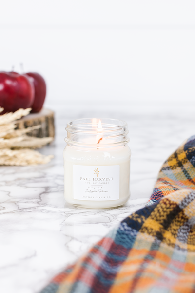 Fall Harvest 8 oz candle