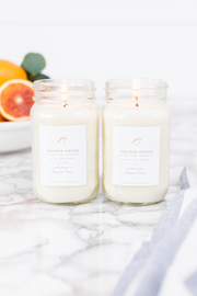 Orange Grove by Our Faux Farmhouse Bundle