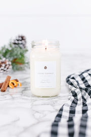 Good Tidings 16 oz candle