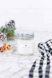 Good Tidings 8 oz candle