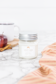 Apple Cider 8 oz candle