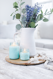 Lavender Vanilla Blue Jar Bundle
