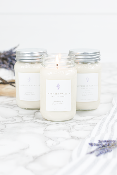 Lavender Vanilla Bundle of Three