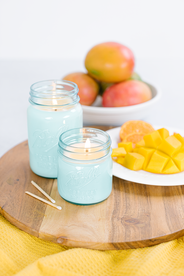Mango Citrus Blue Jar Bundle