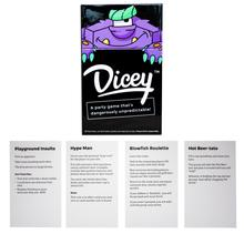 Dicey Drinking Game