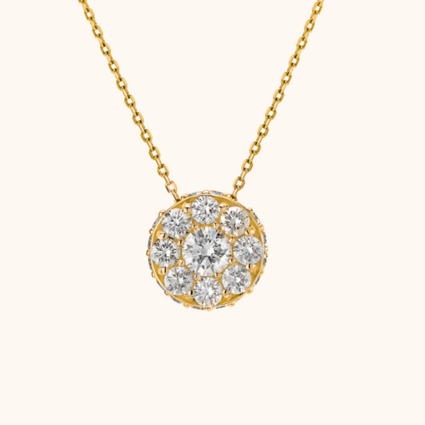 The Empire Necklace, Yellow Gold