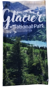 Glacier National Park Buff