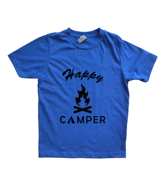 Boys Happy Camper Shirt
