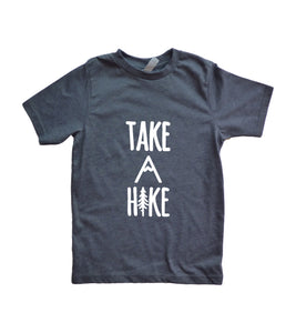 Boy's Take A Hike Shirt