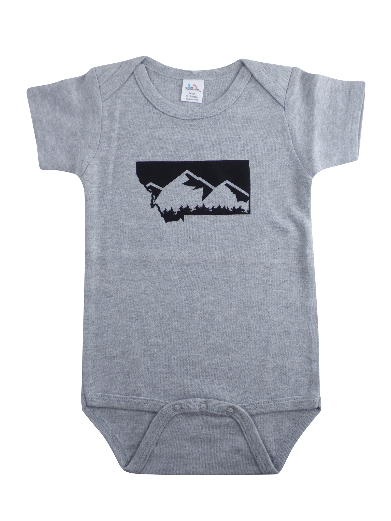 Mountain Onesie