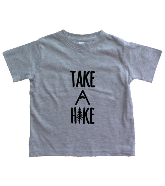 Toddler Take A Hike Shirt