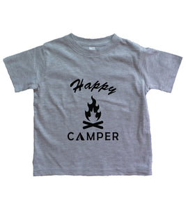 Toddler Happy Camper Shirt