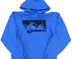 CLEARANCE Blue Mountain Hoodie