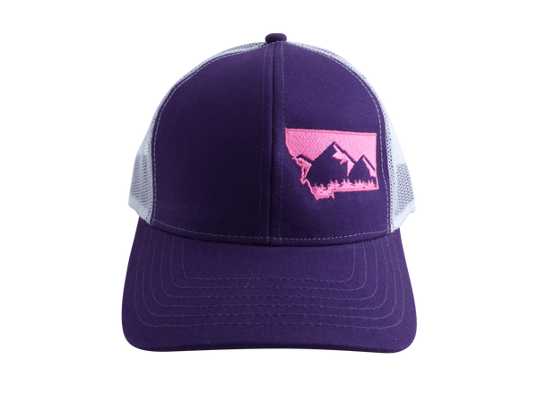 Embroidered Mountain Hat