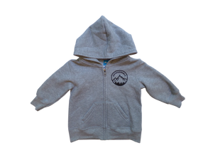 Toddler Outdoorable Zipup Hoodie