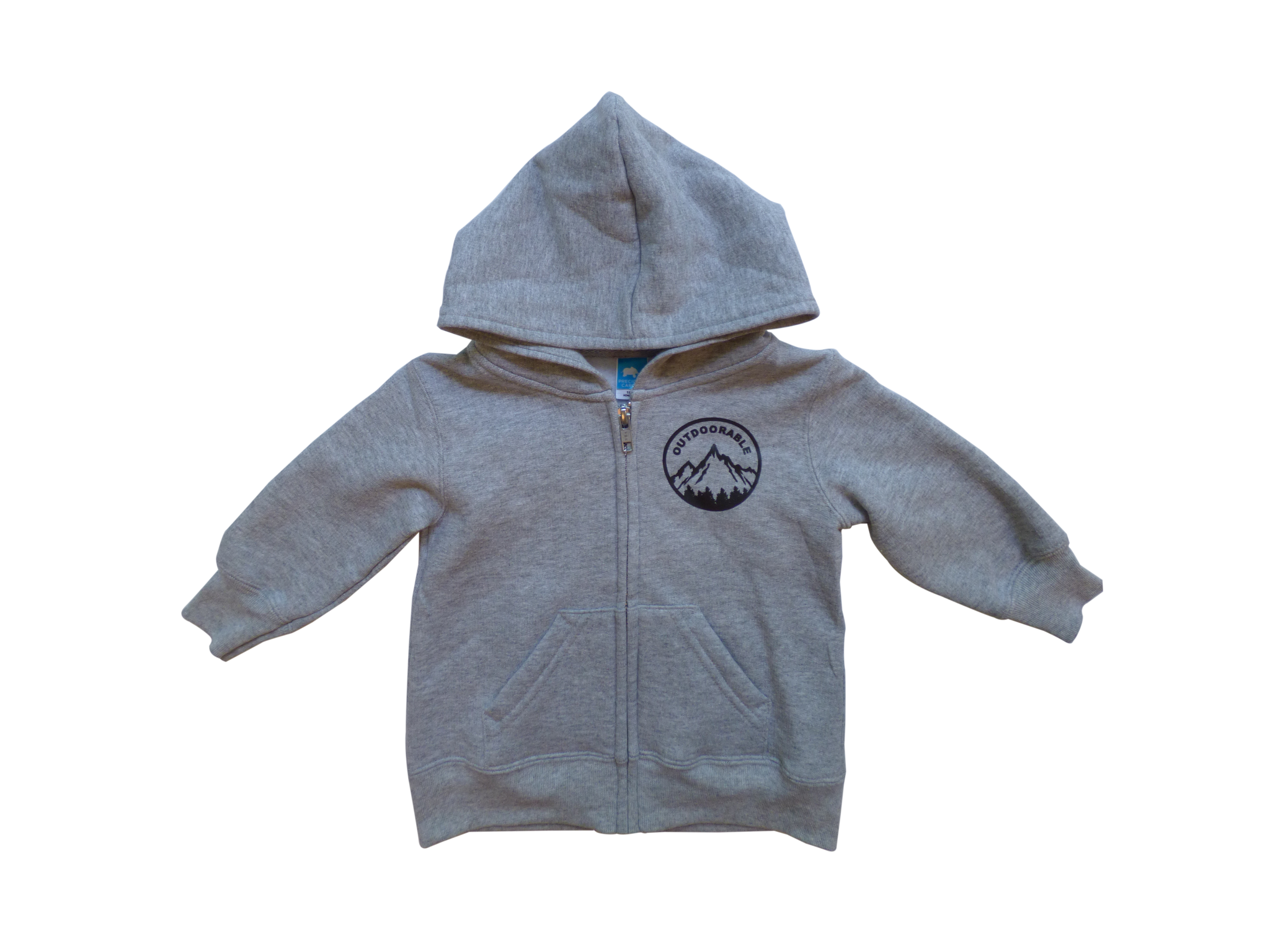 Infant Outdoorable Zipup Hoodie