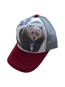 Grizzly Hat