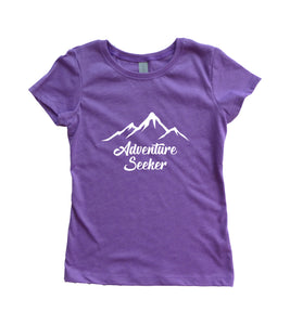 Girl's Adventure Seeker Shirt