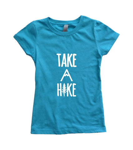 Girl's Take A Hike Shirt