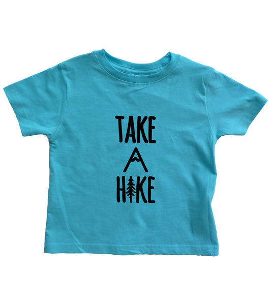 Infant Take A Hike Shirt