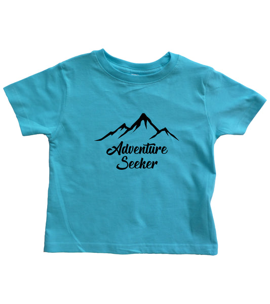 Toddler Adventure Seeker Shirt