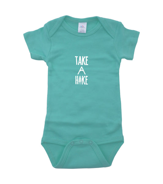 Take A Hike Onesie