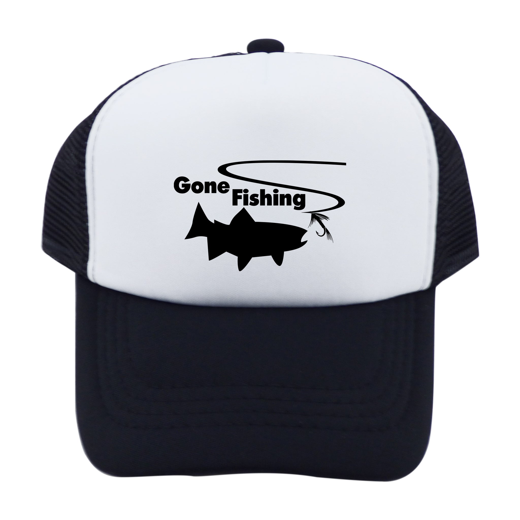 Gone Fishing Hat