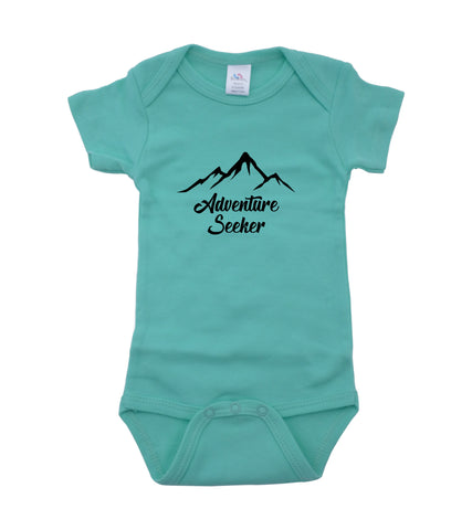 Adventure Seeker Onesie